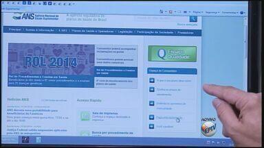 Usuários insatisfeitos com plano de saúde podem reclamar pela internet - Usuários insatisfeitos com plano de saúde podem reclamar pela internet