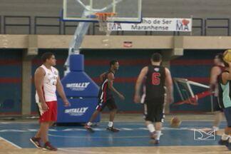 Maranhão estreia no Interestadual de basquete masculino - Equipe maranhense se espelha no sucesso das meninas do Maranhão Basquete na LBF