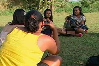Parques de Mogi das Cruzes recebem visitantes no feriado - Adultos e crianças aproveitaram nos parques nesta segunda-feira (21).