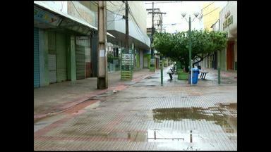Feriadão pode ter gerado prejuízo de R$ 53 mi para Santarém - Os cálculos referem-se apenas a impostos municipais que deixaram de ser arrecadados com vendas não realizadas.