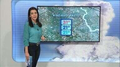 Veja como fica o tempo nesta terça-feira na região de Ribeirão Preto - Frente fria que chegou à região pode provocar instabilidades no tempo ao longo da semana.