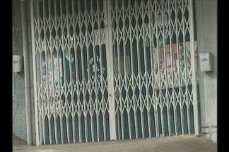 Revenda de bebidas é assaltada em Ijuí, RS - Os comerciantes de Ijuí, RS, está assustados com a onda de assaltos.