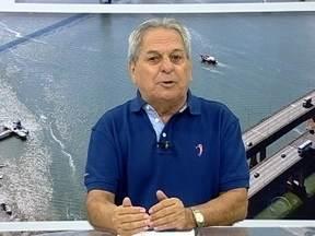Miguel Livramento fala das expectativas para jogos dos times de Florianópolis - Miguel Livramento fala das expectativas para jogos dos times de Florianópolis