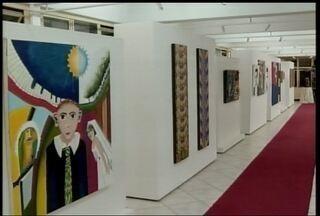 Centro Cultural de Montes Claros faz exposição em homenagem a Ray Colares - Artista completaria 70 anos.