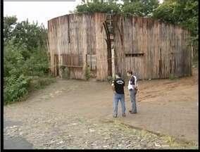 Corpo de um homem é encontrado em Governador Valadares - Corpo estava no ponto de apoio ao turista no acesso ao Pico da Ibituruna.
