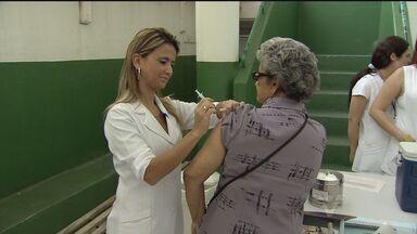 'Dia D' da vacinação contra a gripe acontece neste sábado - Meta é imunizar ao menos 400 mil pessoas na Baixada Santista.