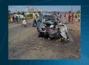 Vereador de Pesqueira morre em acidente no dia do aniversário - Após tentar fazer uma ultrapassagem, o veículo dele bateu em um caminhão.