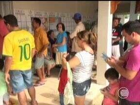 Postos de saúde do Piauí realizaram o Dia D de vacinação contra a gripe - Postos de saúde do Piauí realizaram o Dia D de vacinação contra a gripe
