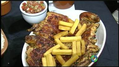 Festa da Canção em Maringá atrai gente que quer comer bem e ajudar o próximo - Conheça o frango capotado