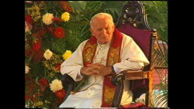 Cerimônia pela canonização do Papa João Paulo II deve atrair 10 mil pessoas em Maceió - O Papodramo recebeu reparos para celebrar missas e louvores durante todo domingo
