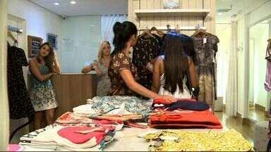 Consumidores antecipam compras para o Dia das Mães - O período é considerado pelo comércio o segundo melhor movimento do ano.