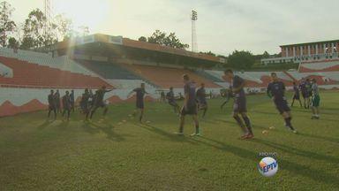 Em busca de reabilitação na série C, Guarani encara Madureira em Americana - A partida, válida pela segunda rodada do Campeonato Brasileiro série C, marcará o retorno do armador Fumagalli.