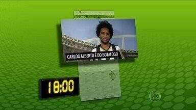Botafogo encara Bahia em dia da confirmação do retorno de Carlos Alberto ao clube - Time vai a Fonte Nova e segue com problemas de salários atrasados.