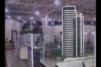 Feira de imóveis em Campina Grande - As mais variadas formas de comprar a casa própria estão sendo oferecidas na Feicamp.