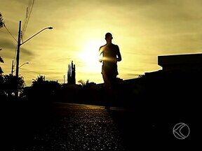 Corredor de Araguari treina duro para Circuito de Corridas em Uberlândia - Etapa na cidade mineira ocorre neste sábado, às 18h