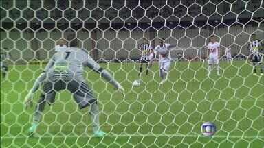 Náutico empata com o Ceará na Arena Castelão, em Fortaleza - Timbu abriu vantagem, mas deixou os cearenses igualar o placar.