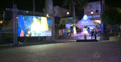 JPB2/JP: Confira como estão os últimos preparativos para o Forró Fest 2014 - A festa acontece a partir das 22h, na cidade de Cabedelo.