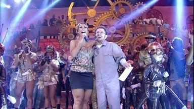 Tom Zé explica a música 'Tô Ficando Atoladinha' - Ao lado de Valesca, ele canta o sucesso