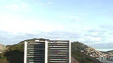 Umidade avança pelo mar e deixa tempo nublado no ES - Sol pode aparecer em alguns momentos.