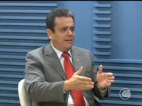 Presidente da Funasa fala sobre os recursos do PAC 2 em municípios do Piauí - Presidente da Funasa fala sobre os recursos do PAC 2 em municípios do Piauí