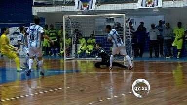 São José e Guaratinguetá são os finalistas da Copa Vanguarda de Futsal - A disputa do título será no sábado, às 10h15, no ginásio do Tênis Clube, em São José dos Campos.