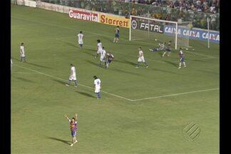 Águia de Marabá perde fora de casa para o Fortaleza - Azulão levou o gol aos 42 minutos do segundo tempo