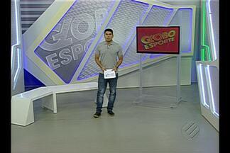 Veja o Globo Esporte Pará - Edição do dia 13 de maio de 2014 tem divulgação do novo mascote do Remo, derrota por 1 a 0 do Águia para o Fortaleza pela Série C e treino do Paysandu para pegar o Sport na Copa do Brasil.