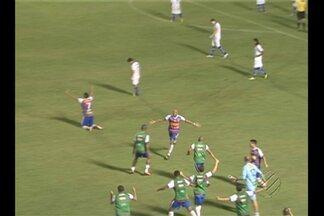 Águia de Marabá perde para o Fortaleza - Robert marca no fim da partida e acaba com tabu de empates entre as equipes.