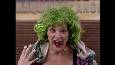 Relembre os cabelos mais estranhos que já pintaram na TV - Divirta-se com as madeixas mais diferentes da telinha