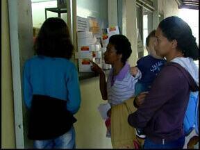 Atendimento em unidade de saúde de Divinópolis é criticado por moradores - Reclamações são da unidade do Bairro São José.Prefeitura informou que haverá reformulação no processo.