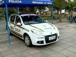 80 policiais militares da serra vão reforçar segurança de Porto Alegre durante o mundial - Eles começam a se deslocar para o mundial na quinta-feira (15)