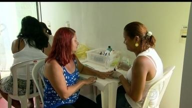Ação leva cidadania ao Complexo da Maré - Quem mora na região está sendo beneficiado com serviços como emissão de documentos, vacinação, dentistas e até salão de beleza.