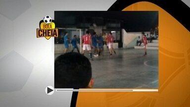 Confira o Bola Cheia e o Bola Murcha da semana - Dorival Alves recebeu 47% dos votos e é o Bola Murcha. O Bola Cheia é Yargo, que levou 62% dos votos.