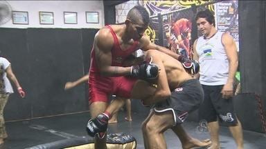 Lutadores rondonienses participam de competições nacionais - O destino dos lutadores é o Rio de janeiro e Minas Gerais.