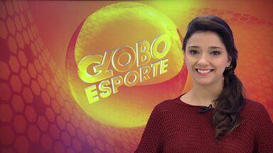 Maíra Lemos apresenta os destaques do Globo Esporte MG desta quarta-feira - Confira os destaques de América-MG, Atlético-MG e Cruzeiro