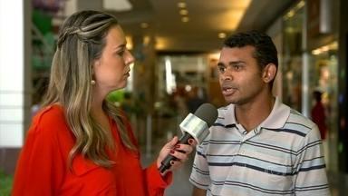 Larissa Bitencourt foi às ruas saber se brasileiro é machista - Repórter conversou com homens sobre 'comportamento de mulher'
