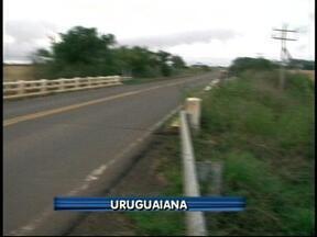 Corpo de homem é encontrado na BR-472 em Uruguaiana, RS - Em avançado estado de decomposição, corpo estava a 10 quilômetros do centro da cidade.