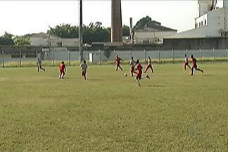 União Mogi treina de olho no próximo jogo da Segundona - Equipe mogiana perdeu invencibilidade na última rodada diante do Atibaia.