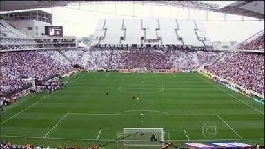 Fifa e COL mudam data do segundo evento-teste da Arena Corinthians - Entidades elegem partida entre Timão e Botafogo para o teste.