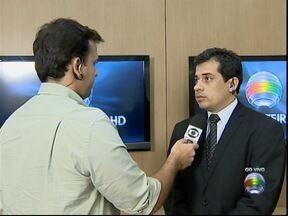 Reunião discute uso das ferrovias no Oeste Paulista - Representante da União das Entidades de Presidente Prudente (UEPP) fala ao SPTV.