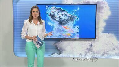 Confira como fica o tempo nesta quinta-feira (22) em Ribeirão, SP, e região - Em Ribeirão Preto, a temperatura máxima chega a 32ºC.