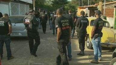 Operação 'Asfixia' desarticula quadrilha criminosa no Sul de Minas - Operação 'Asfixia' desarticula quadrilha criminosa no Sul de Minas