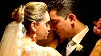Álbum de fotos é um dos itens mais importantes para os noivos - Fotógrafos estão cada vez mais especializados nesse ramo.