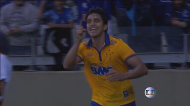 Cruzeiro estraga a festa dos 500 jogos de Magrão - Raposa bate o Sport por 2 a 0 no Mineirão