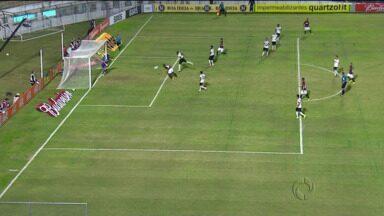 Atlético aposta nos garotos e busca empate com o Corinthians - Modificações do interino Leandro Ávila surtem efeito e melhoram Furacão
