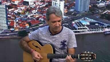 Cantor e compositor Lula Ribeiro faz show em Aracaju - Cantor e compositor Lula Ribeiro faz show em Aracaju