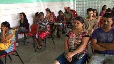 Pacientes reclamam contra falta de médicos em Unidades de Pronto Atendimento - Pacientes reclamam contra falta de médicos em Unidades de Pronto Atendimento