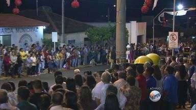 Vista Alegre do Alto, SP, celebra dia de Santa Rita de Cássia - Ela é conhecida como santa das causas impossíveis.