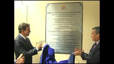 TCE inaugura unidade em Santarém; servidora nomeada é ré em ação civil - Objetivo é interiorizar ações do Estado. Jurisdicionados receberão capacitação técnica.