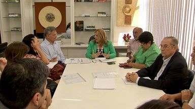 Reajuste na tarifa de energia elétrica, no Ceará, é questionado pelo MPF e Procon - No Procon, o representante da Coelce explicou que a Aneel custos complementares no cálculo do reajuste.